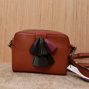 NWT Rebecca Minkoff crossbody leather bag